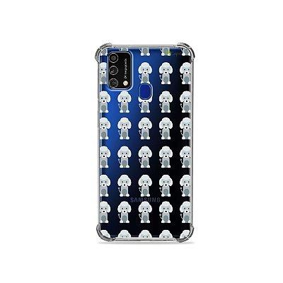 Capa (Transparente) para Galaxy M21s - Poodle