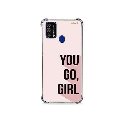 Capa para Galaxy M21s - You Go, Girl