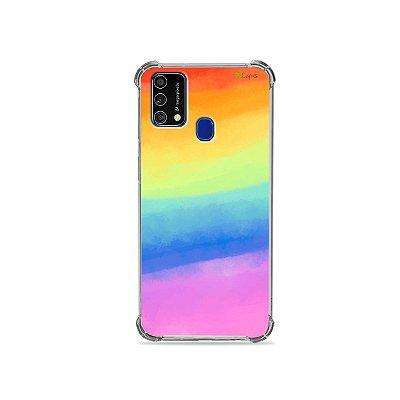 Capa para Galaxy M21s - Rainbow