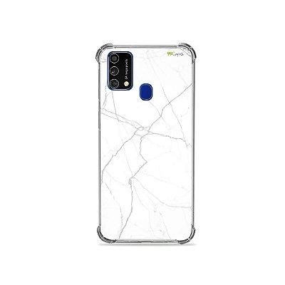 Capa para Galaxy M21s - Marble White