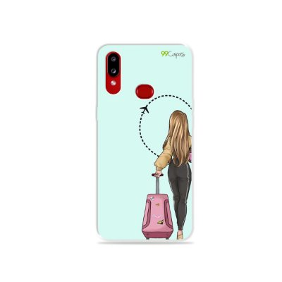 Capinha para Galaxy A10s - Best Friends 1