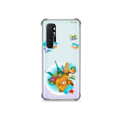 Capa (transparente) para Xiaomi Mi Note 10 Lite - Memórias