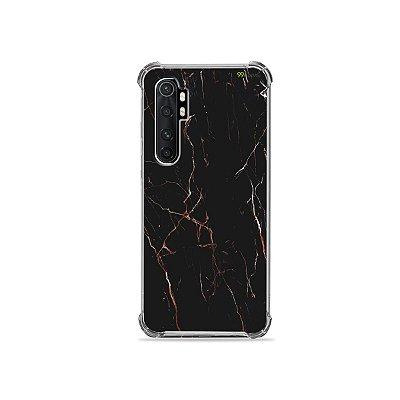 Capa para Xiaomi Mi Note 10 Lite - Marble Black