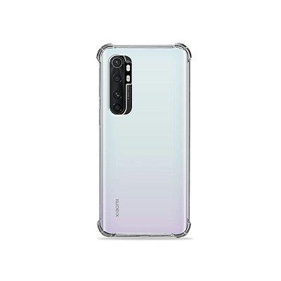Capa Transparente Anti-Shock para Xiaomi Mi Note 10 Lite