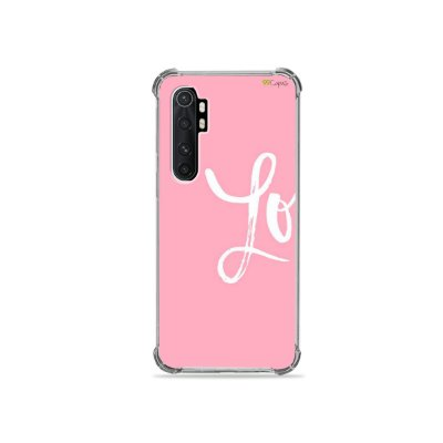 Capa para Xiaomi Mi Note 10 Lite - Love 1