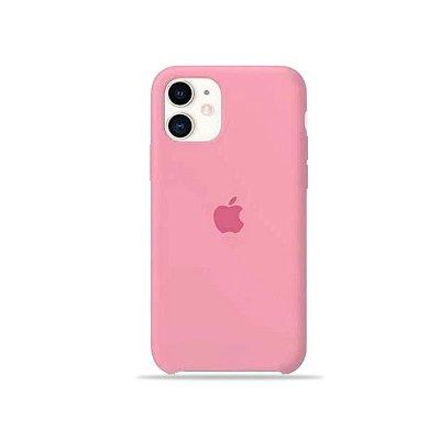 Silicone Case Rosa para iPhone 11 - 99Capas