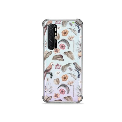 Capa (transparente) para Xiaomi Mi Note 10 Lite - Sweet Bird
