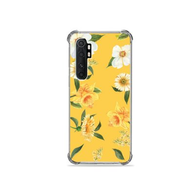Capa para Xiaomi Mi Note 10 Lite - Margaridas