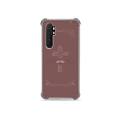 Capa para Xiaomi Mi Note 10 Lite - Gratidão