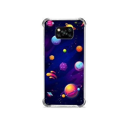 Capa para Poco X3 - Galáxia