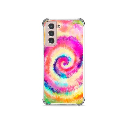 Capa para Galaxy S21 - Tie Dye