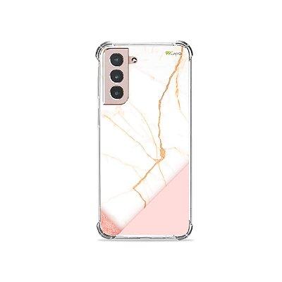 Capa para Galaxy S21 - Marble