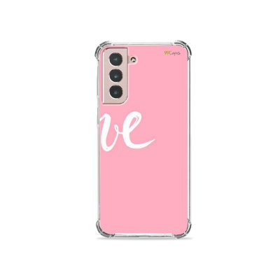 Capa para Galaxy S21 Plus - Love 2
