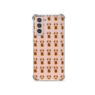 Capa (Transparente) para Galaxy S21 Plus - Cocker