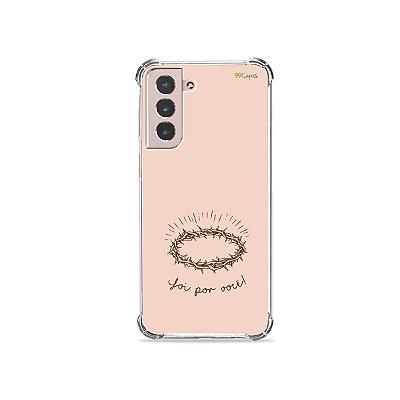 Capa para Galaxy S21 Plus - Foi por você