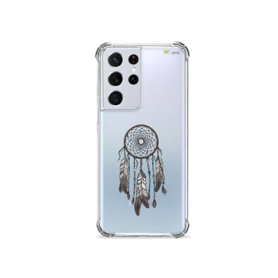 Capa (Transparente) para Galaxy S21 Ultra - Filtro dos Sonhos