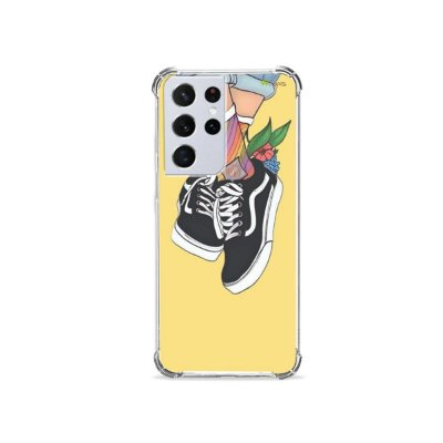 Capa para Galaxy S21 Ultra - Sneakers