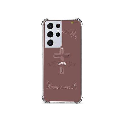 Capa para Galaxy S21 Ultra - Gratidão