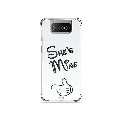 Capa para Zenfone 7 - She's Mine
