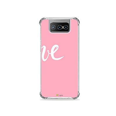 Capa para Zenfone 7 - Love 2