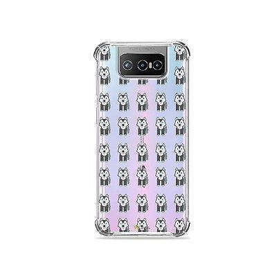 Capa (Transparente) para Zenfone 7 - Husky