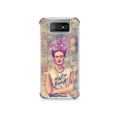 Capa para Zenfone 7 - Frida