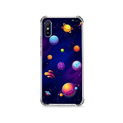 Capa para Redmi 9i - Galáxia