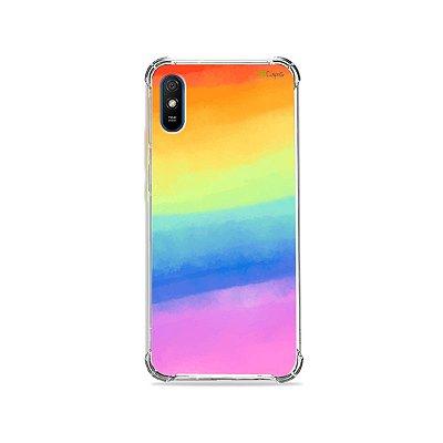 Capa para Redmi 9i - Rainbow
