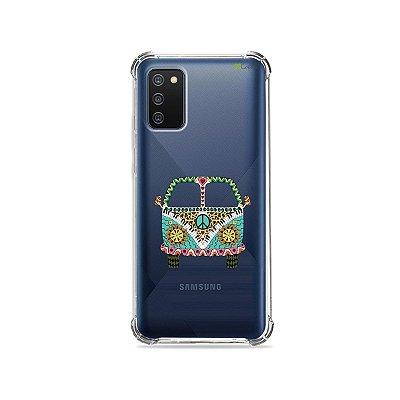 Capa (Transparente) para Galaxy A02s - Kombi