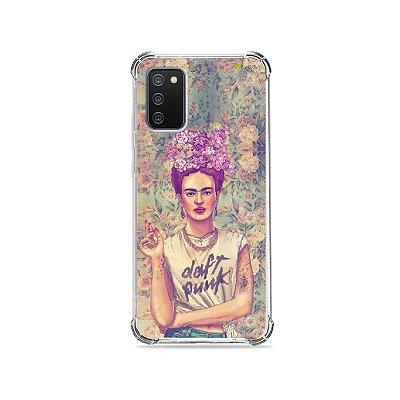 Capa para Galaxy A02s - Frida