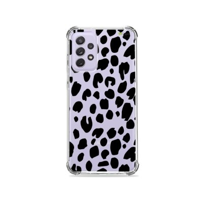 Capa (Transparente) para Galaxy A72 - Animal Print Basic