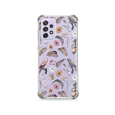 Capa (Transparente) para Galaxy A72 - Sweet Bird