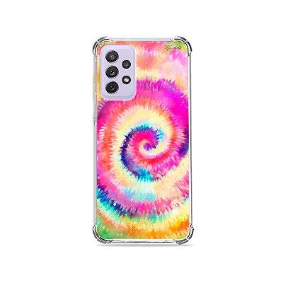 Capa para Galaxy A72 - Tie Dye