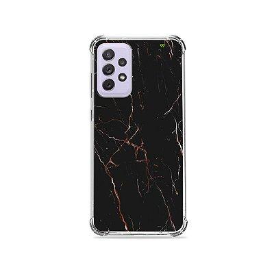 Capa para Galaxy A72 - Marble Black