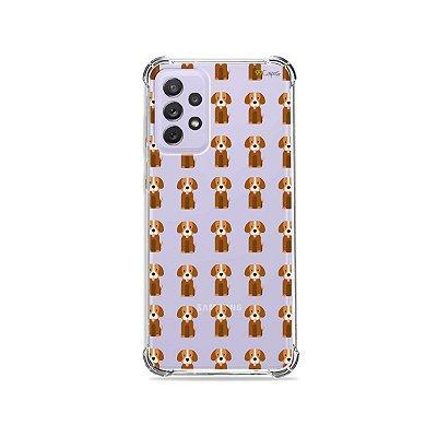 Capa (Transparente) para Galaxy A72 - Cocker