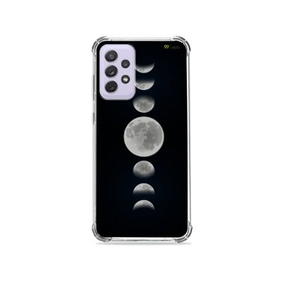 Capa para Galaxy A72 - Fases da Lua