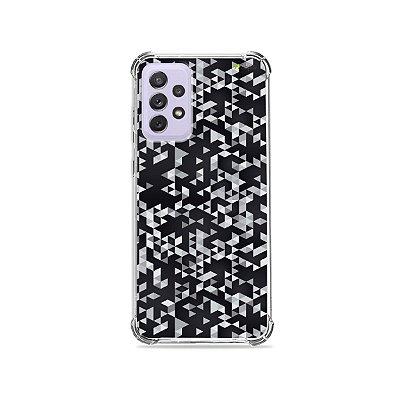 Capa para Galaxy A72 - Geométrica
