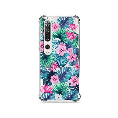 Capa (Transparente) para Xiaomi Mi 10 Pro - Tropical