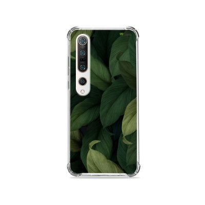 Capa para Xiaomi Mi 10 Pro - Folhas