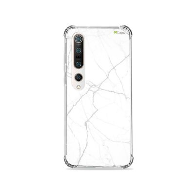 Capa para Xiaomi Mi 10 Pro - Marble White