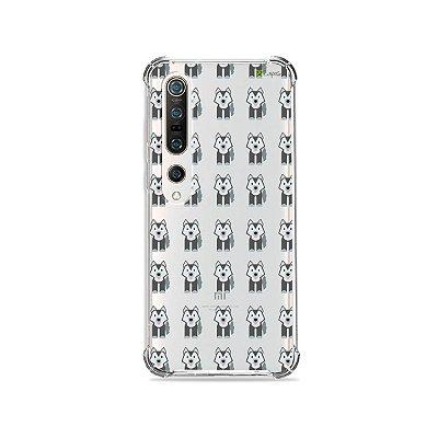 Capa (Transparente) para Xiaomi Mi 10 Pro - Husky