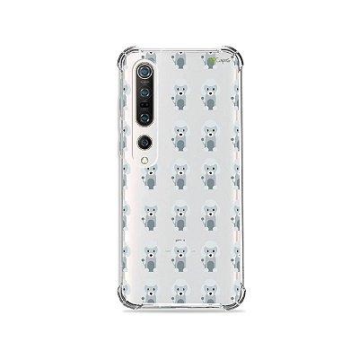 Capa (Transparente) para Xiaomi Mi 10 Pro - Poodle