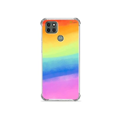 Capa para Moto G9 Power - Rainbow