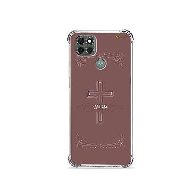 Capa para Moto G9 Power - Gratidão