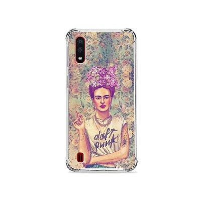 Capa para Galaxy A01 - Frida