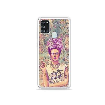 Capa para Galaxy A21s - Frida
