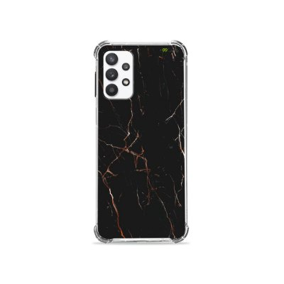 Capa para Galaxy A32 4G - Marble Black