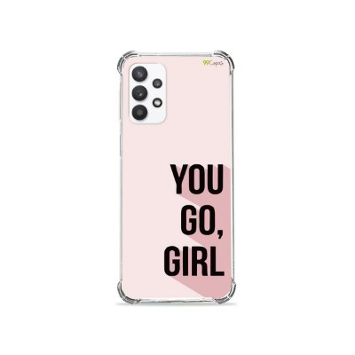 Capa para Galaxy A32 4G - You Go, Girl