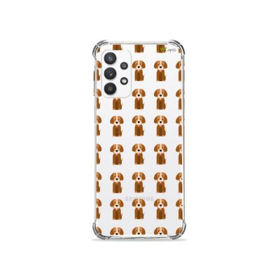 Capa (Transparente) para Galaxy A32 4G - Cocker