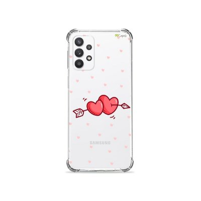 Capa (Transparente) para Galaxy A52 - In Love
